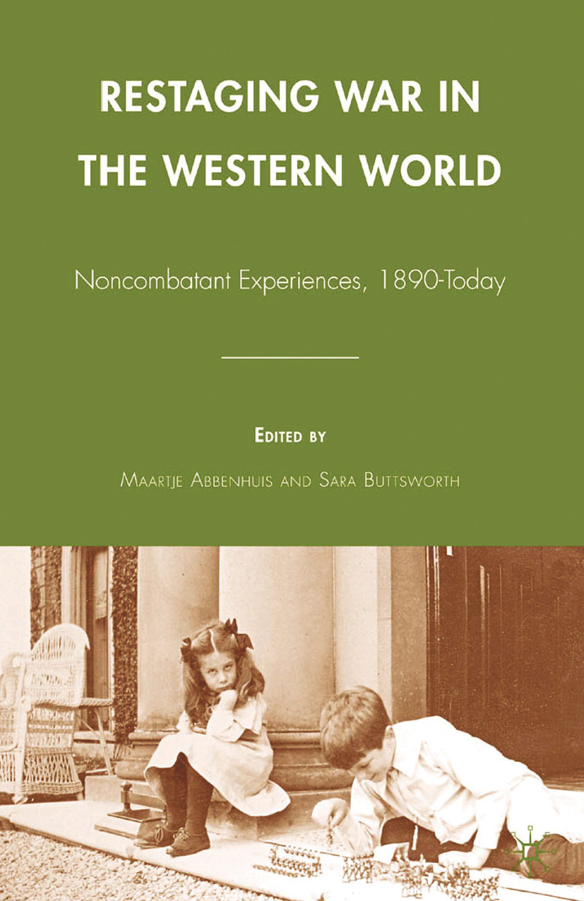Abbenhuis, Maartje - Restaging War in the Western World, ebook
