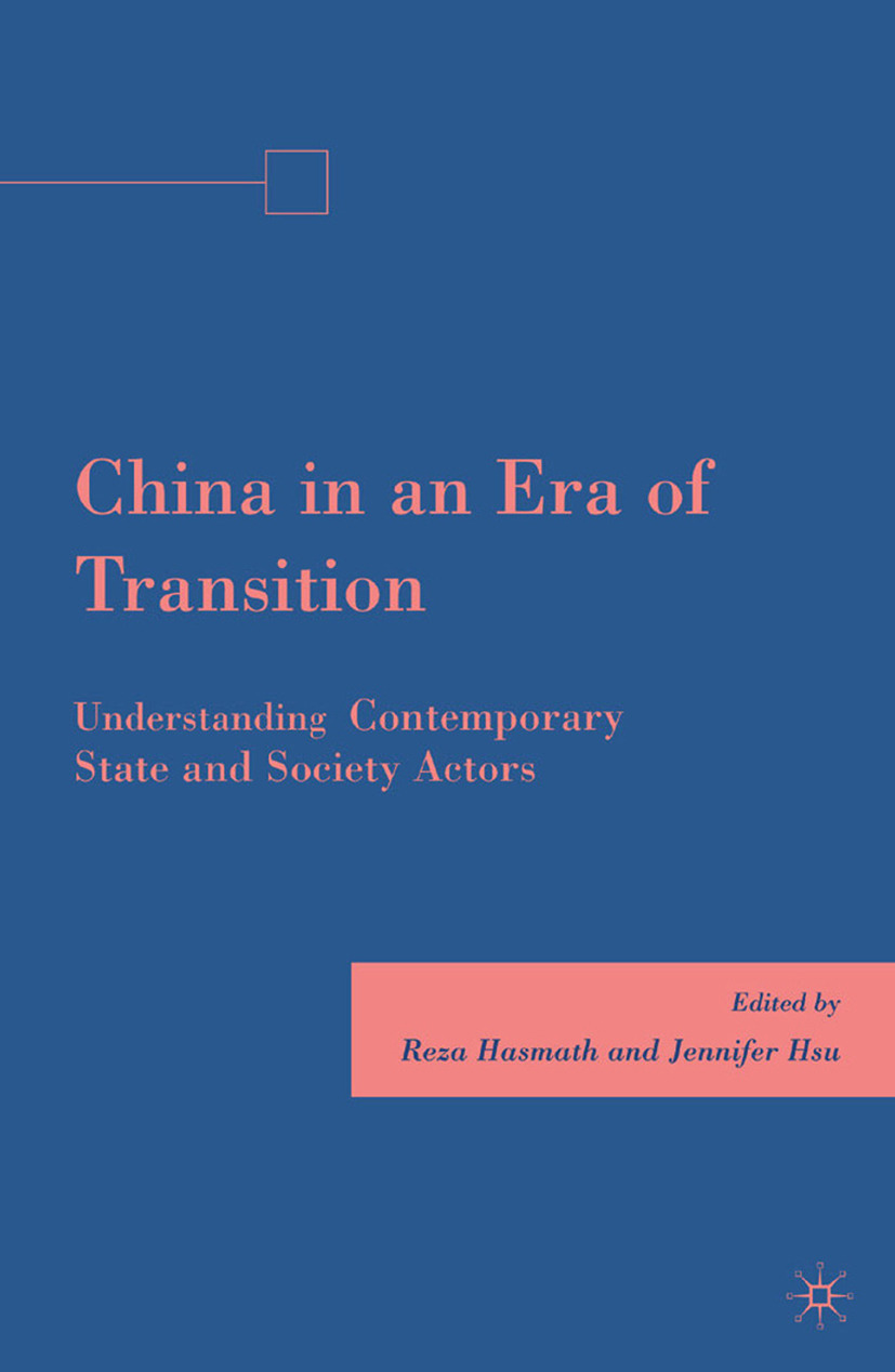 Hasmath, Reza - China in an Era of Transition, ebook