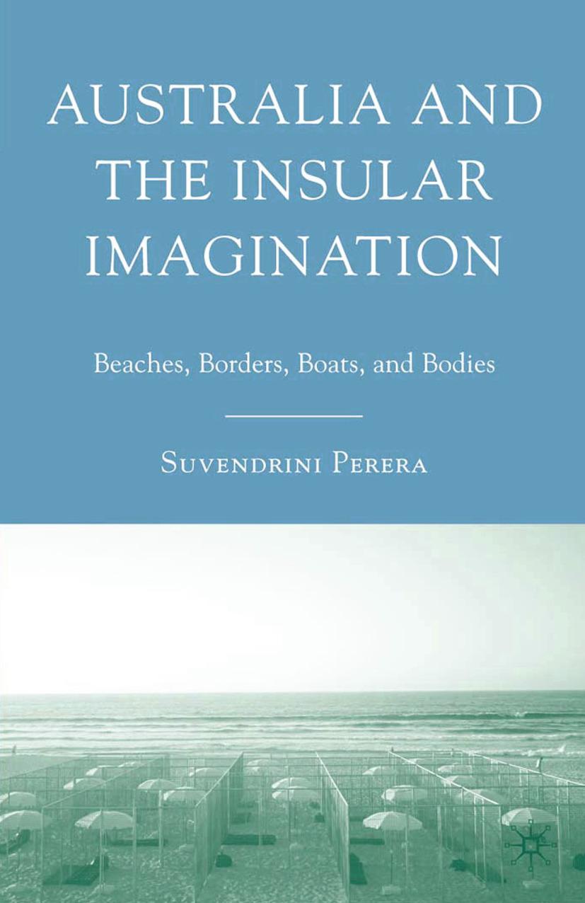 Perera, Suvendrini - Australia and the Insular Imagination, ebook
