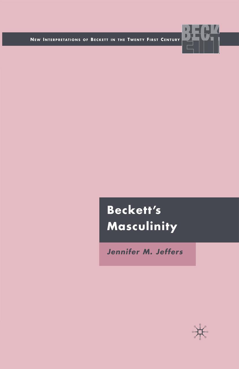 Jeffers, Jennifer M. - Beckett's Masculinity, ebook