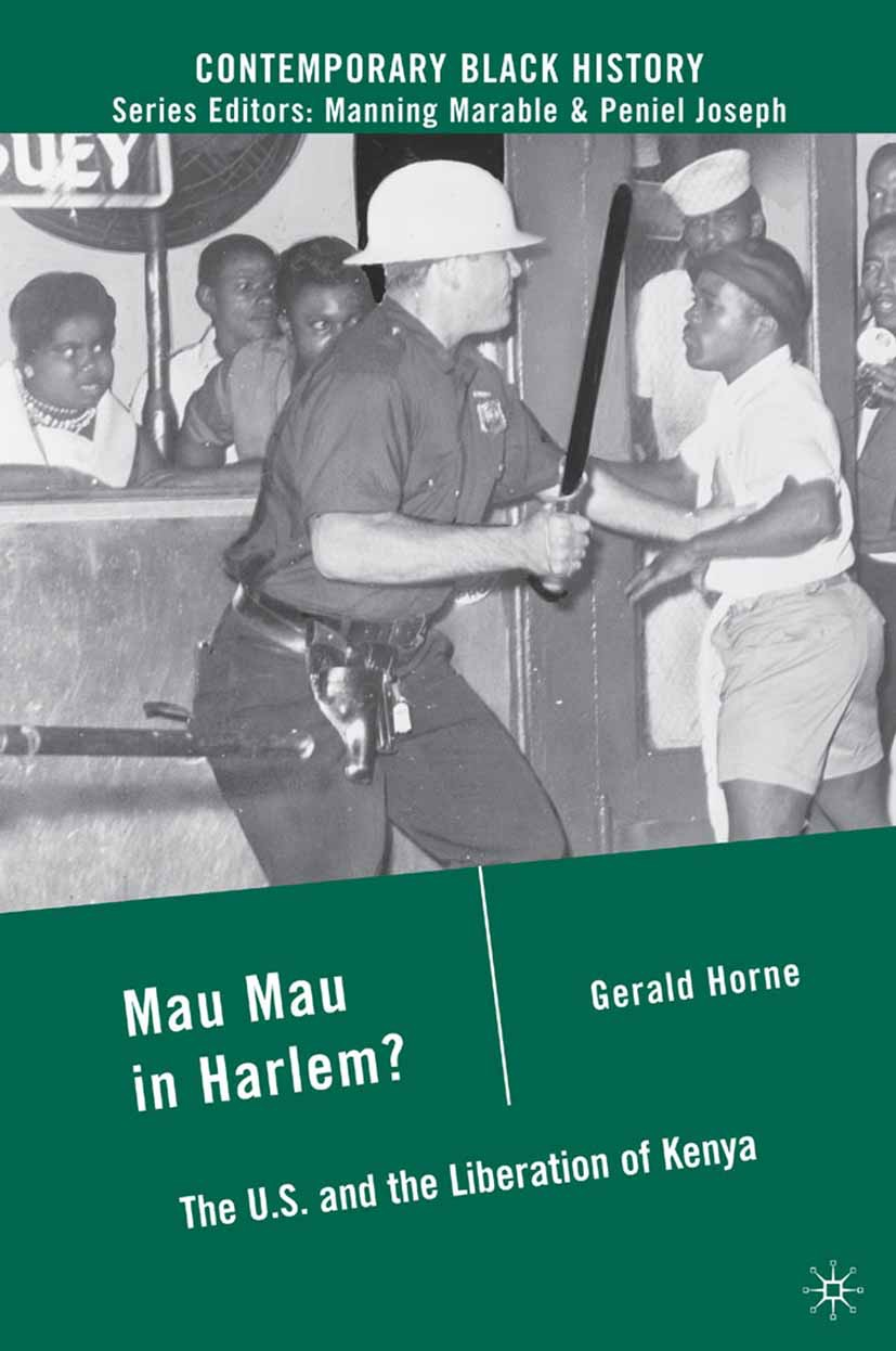 Horne, Gerald - Mau Mau in Harlem?, ebook