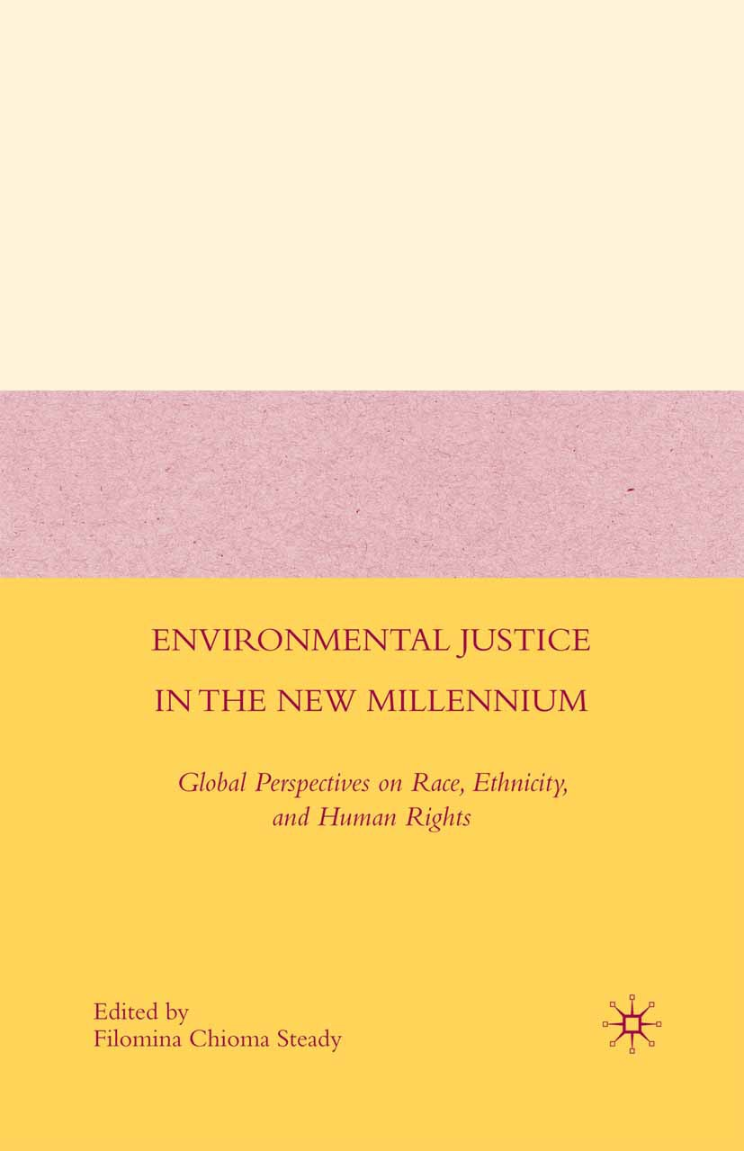 Steady, Filomina Chioma - Environmental Justice in the New Millennium, ebook