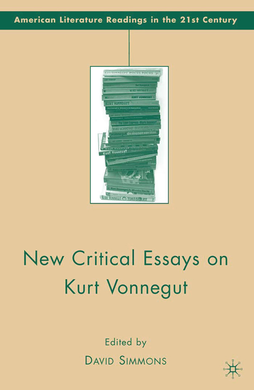 Simmons, David - New Critical Essays on Kurt Vonnegut, e-kirja