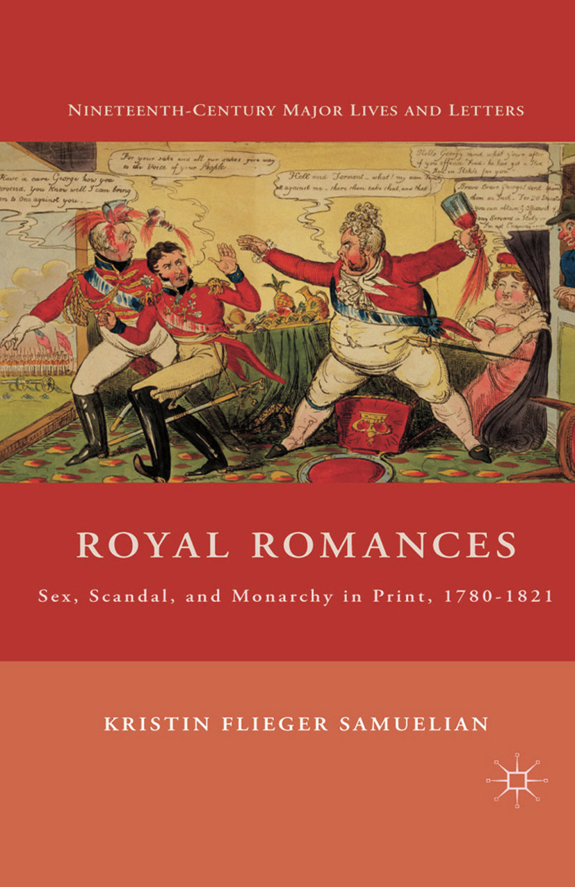 Samuelian, Kristin Flieger - Royal Romances, ebook