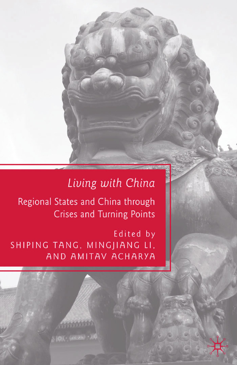 Acharya, Amitav - Living with China, ebook