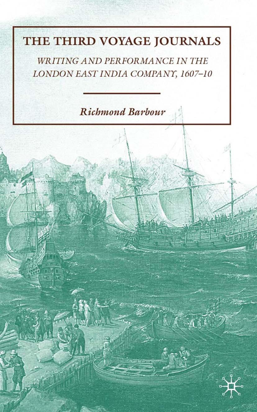Barbour, Richmond - The Third Voyage Journals, ebook