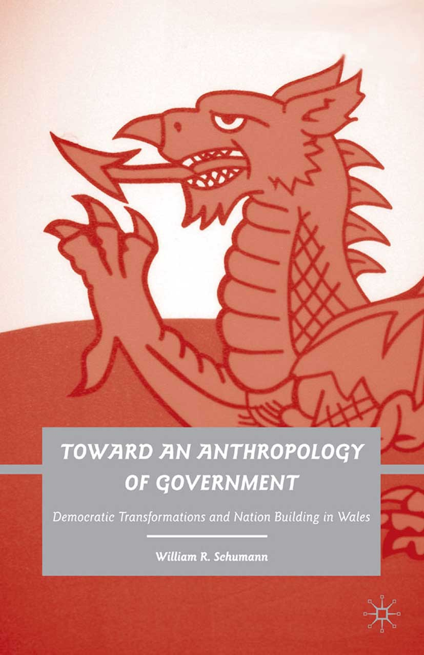 Schumann, William R. - Toward an Anthropology of Government, ebook