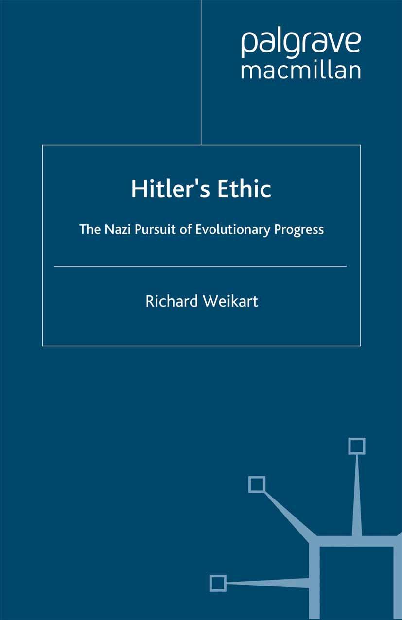 Weikart, Richard - Hitler's Ethic, ebook