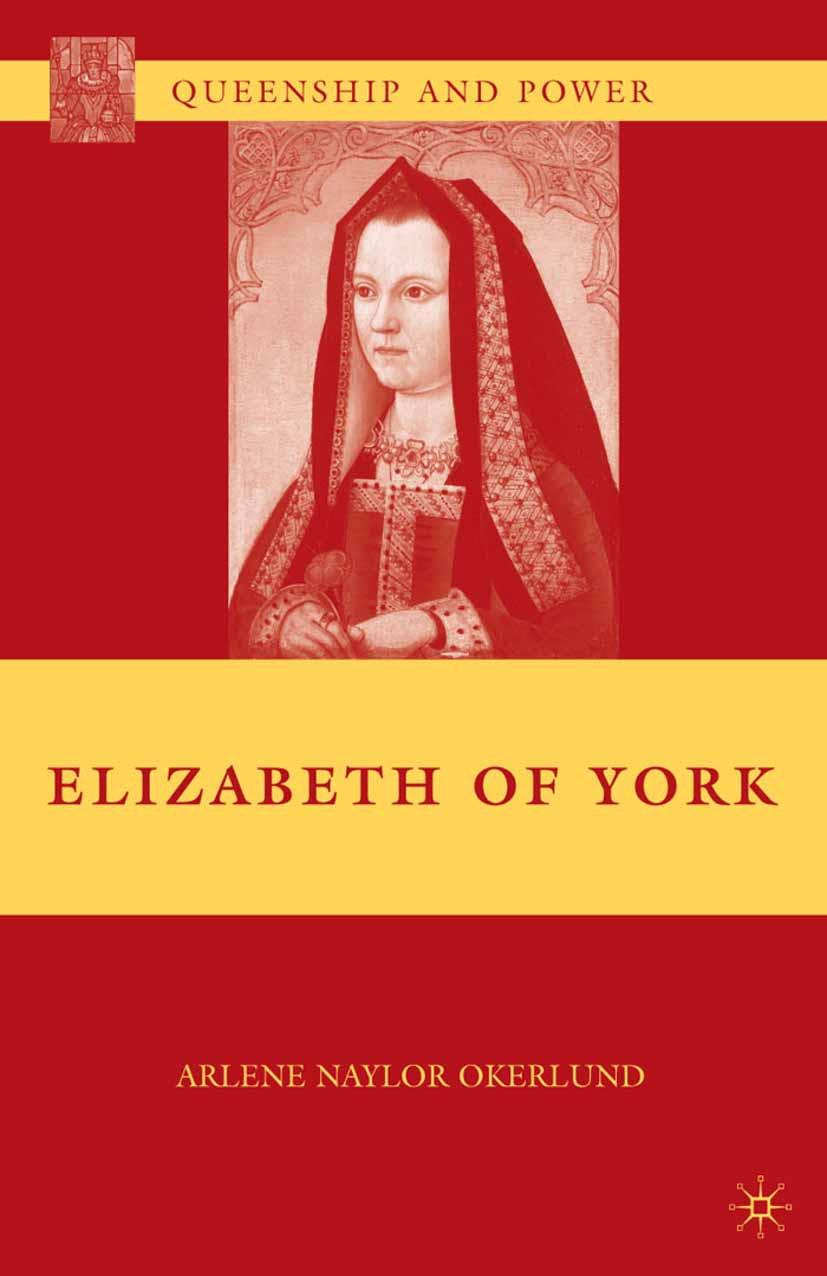 Okerlund, Arlene Naylor - Elizabeth of York, ebook