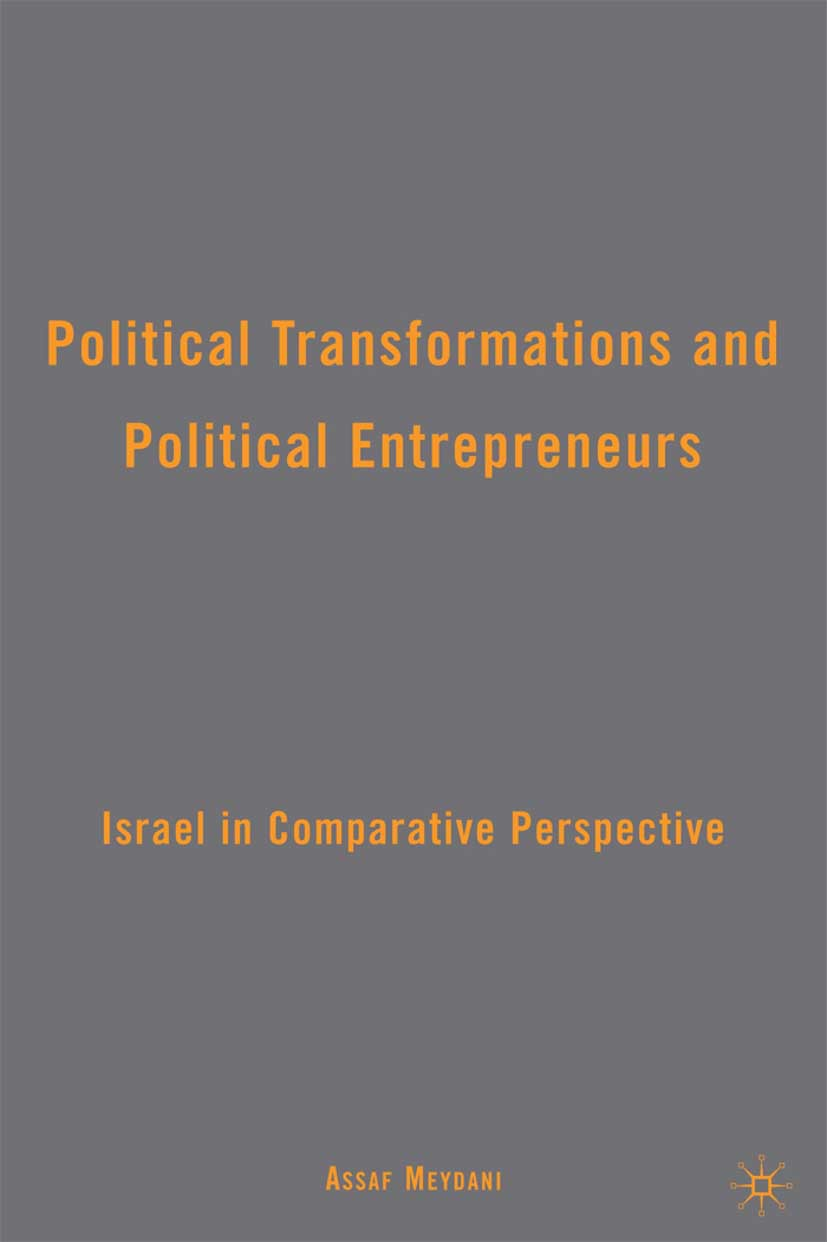 Meydani, Assaf - Political Transformations and Political Entrepreneurs, ebook