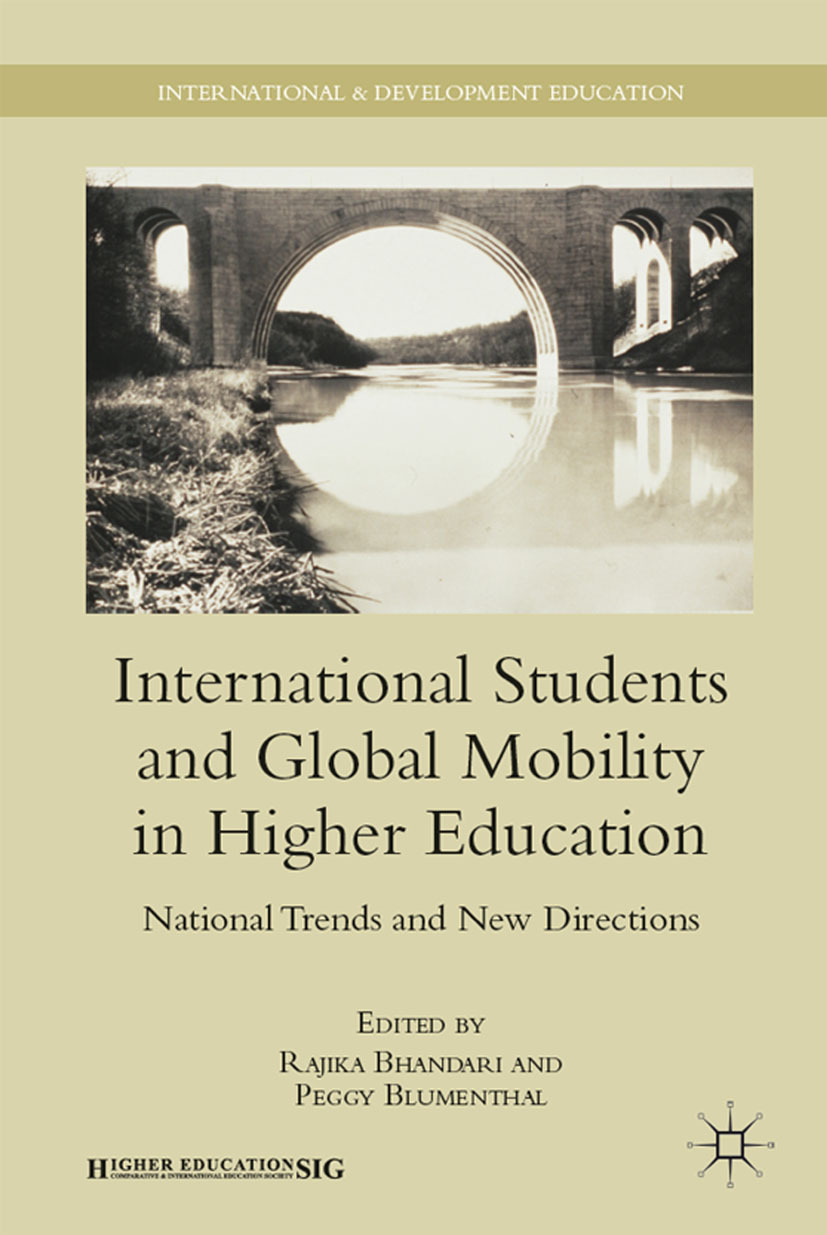 Bhandari, Rajika - International Students and Global Mobility in Higher Education, ebook