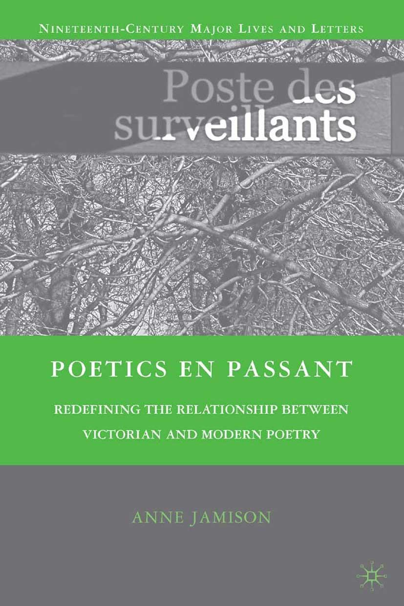 Jamison, Anne - Poetics En Passant, ebook
