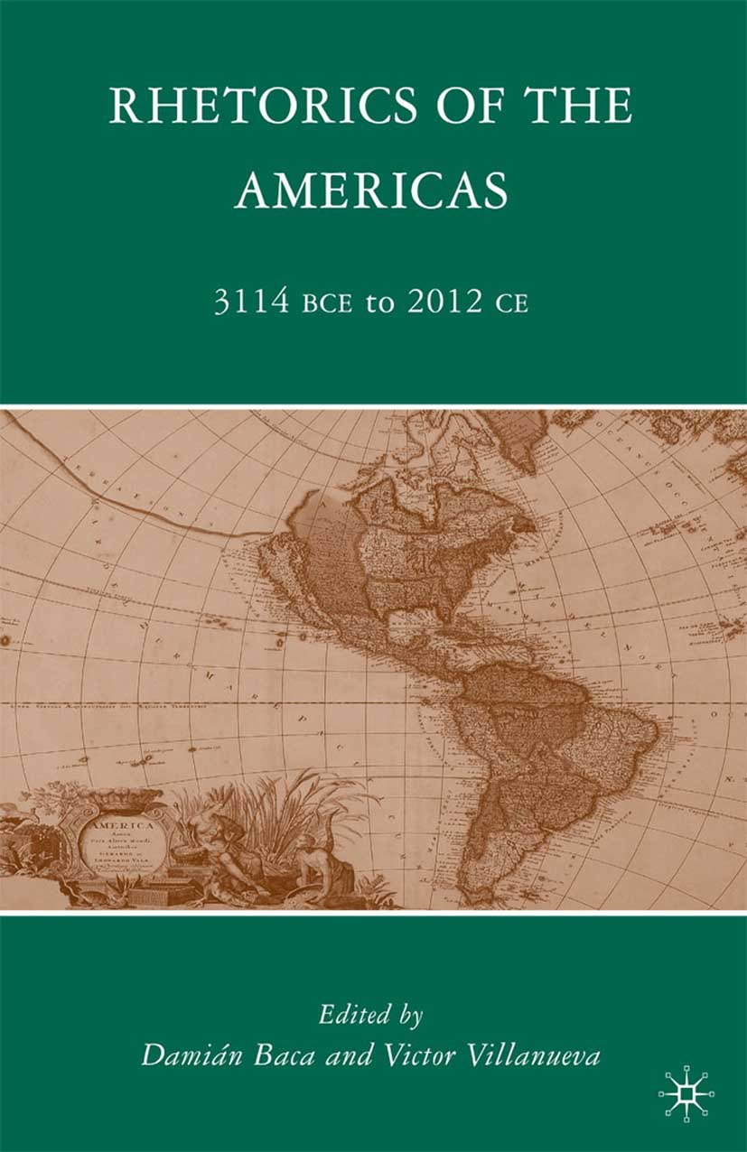 Baca, Damián - Rhetorics of the Americas, ebook