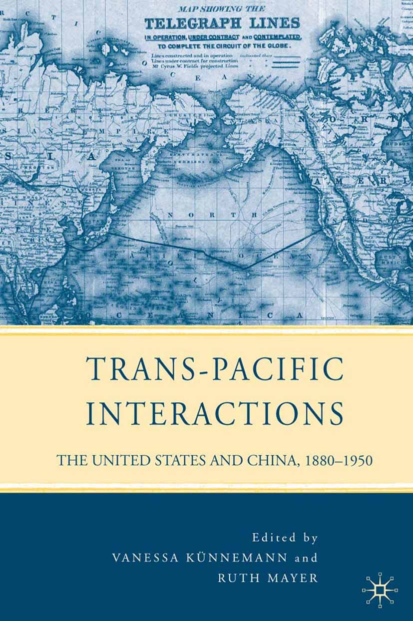 Künnemann, Vanessa - Trans-Pacific Interactions, ebook