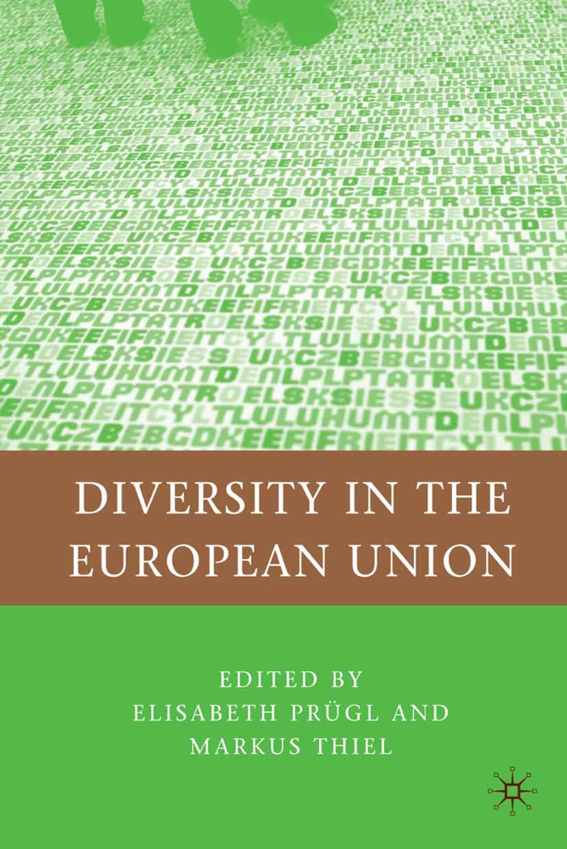 Prügl, Elisabeth - Diversity in the European Union, ebook