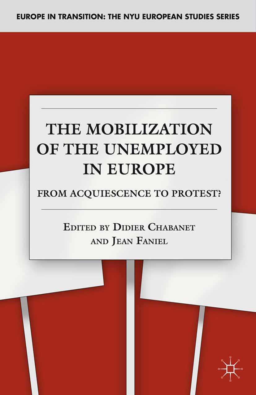 Chabanet, Didier - The Mobilization of the Unemployed in Europe, ebook