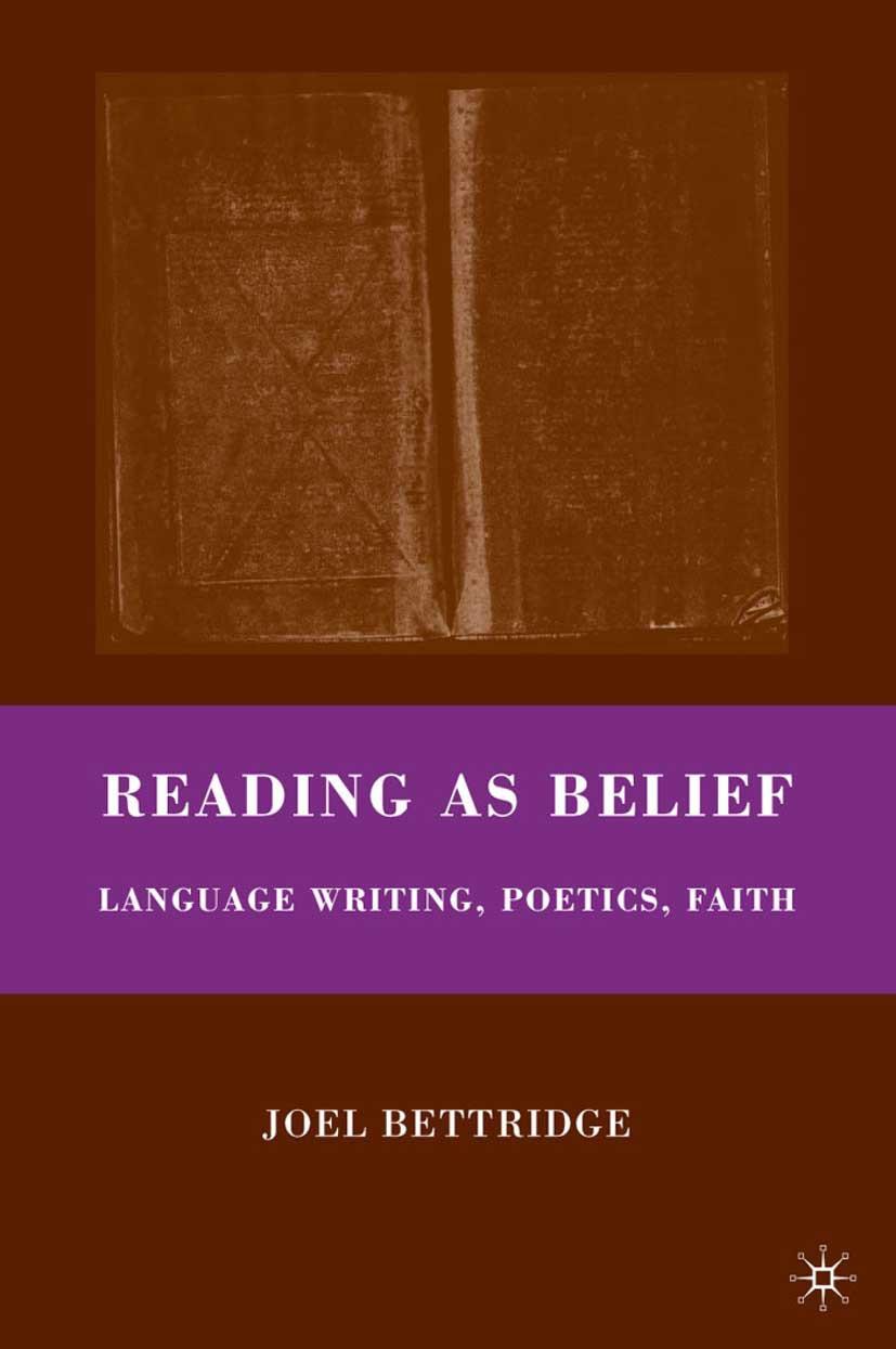 Bettridge, Joel - Reading as Belief, ebook