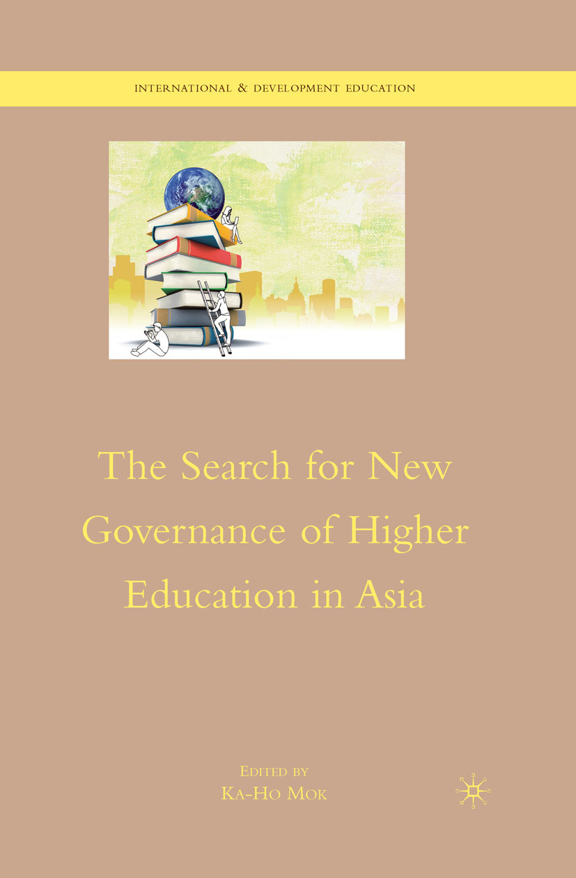 Ka-Ho, Mok - The Search for New Governance of Higher Education in Asia, ebook