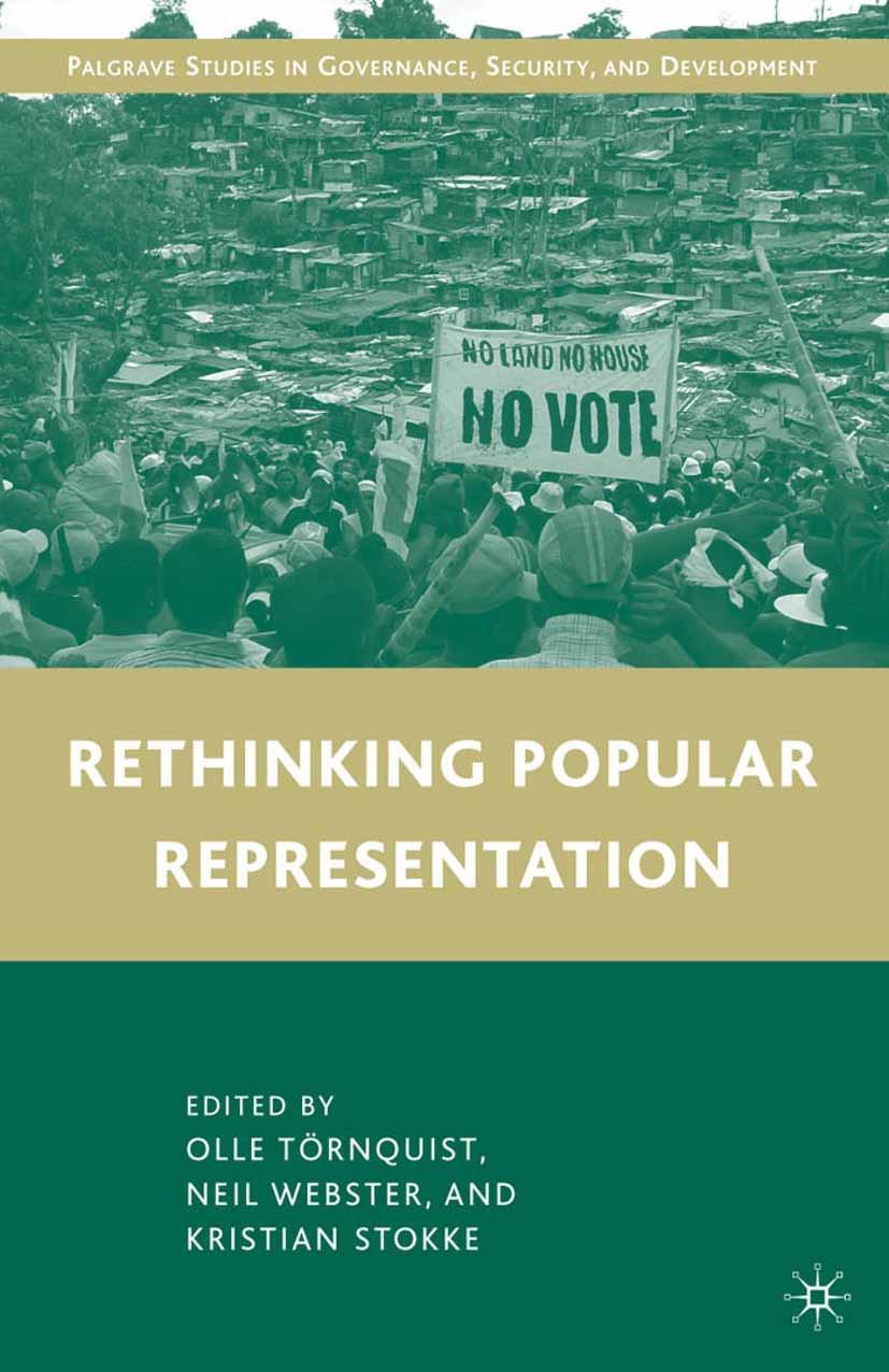 Stokke, Kristian - Rethinking Popular Representation, ebook