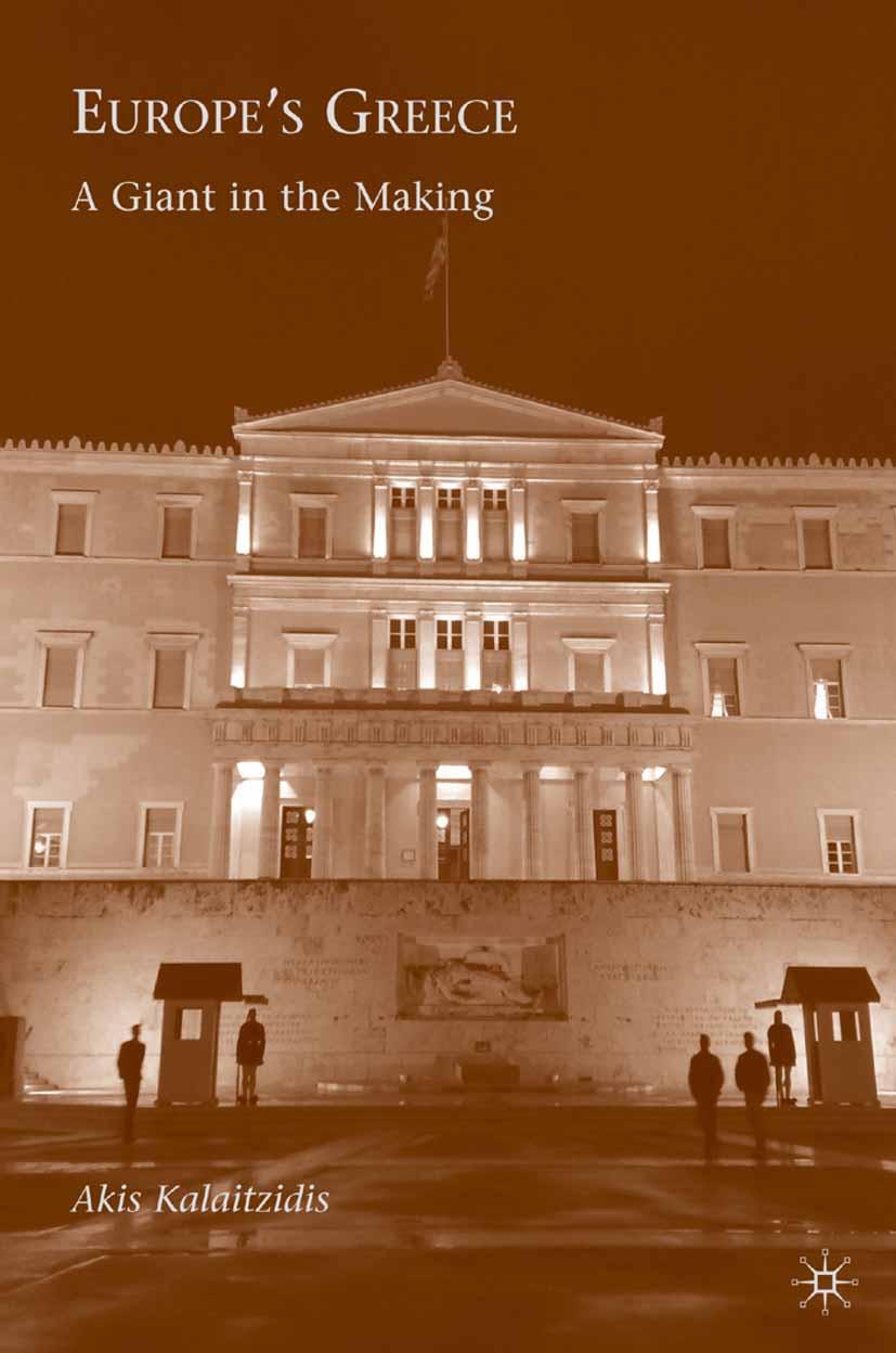 Kalaitzidis, Akis - Europe's Greece, ebook