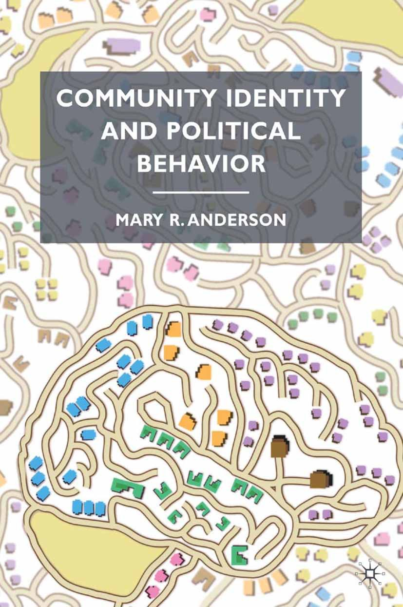 Anderson, Mary R. - Community Identity and Political Behavior, ebook