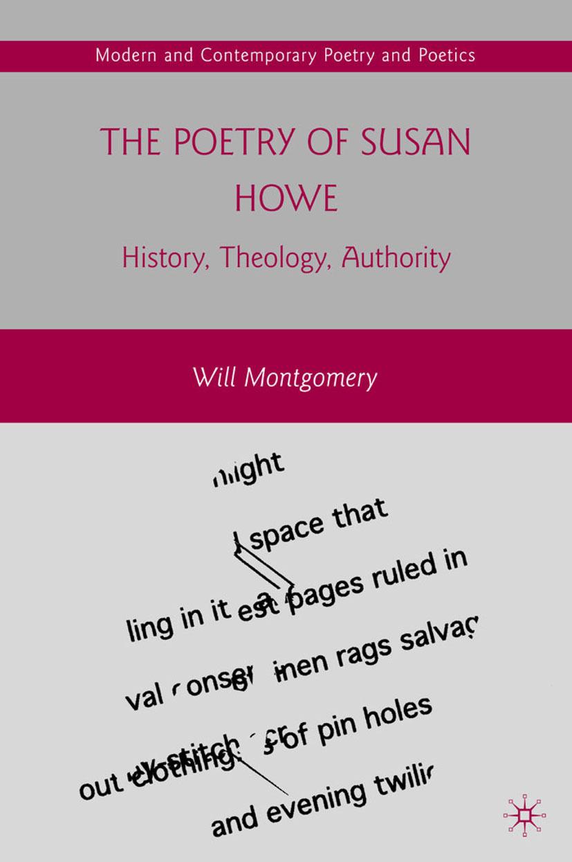 Montgomery, Will - The Poetry of Susan Howe, ebook