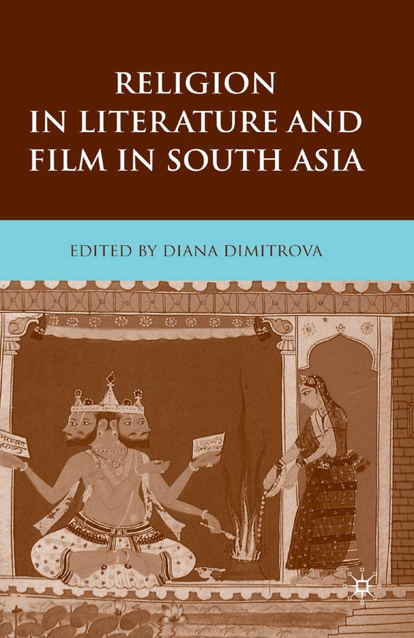 Dimitrova, Diana - Religion in Literature and Film in South Asia, ebook