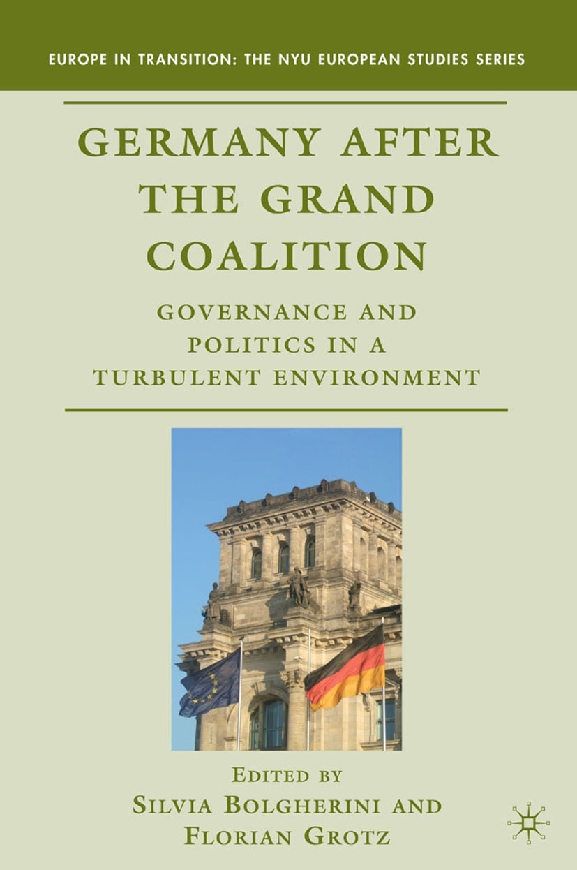 Bolgherini, Silvia - Germany after the Grand Coalition, ebook