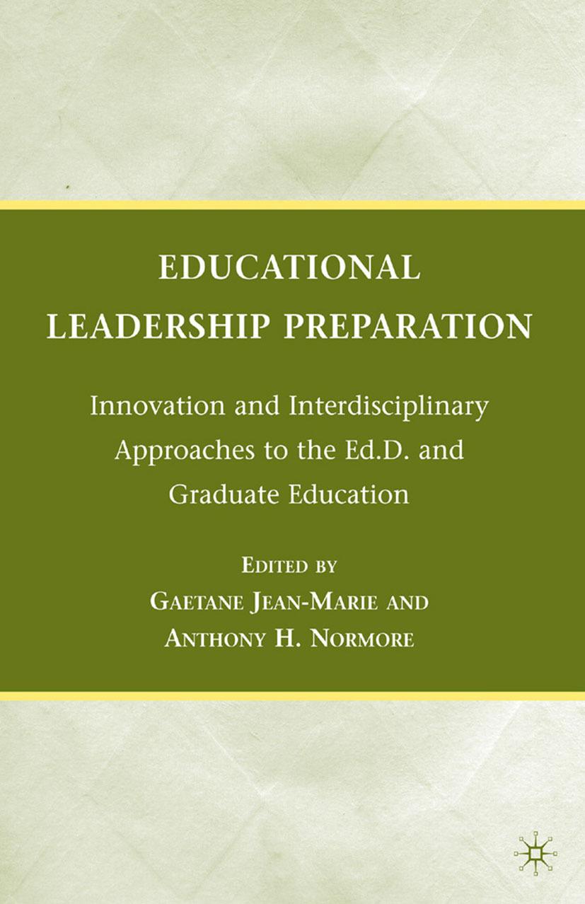 Jean-Marie, Gaetane - Educational Leadership Preparation, ebook