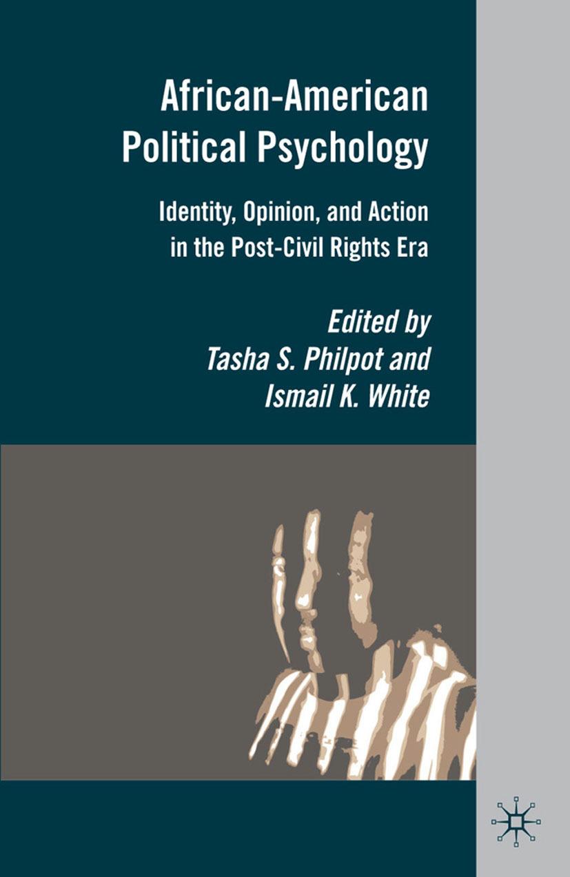 Philpot, Tasha S. - African-American Political Psychology, ebook