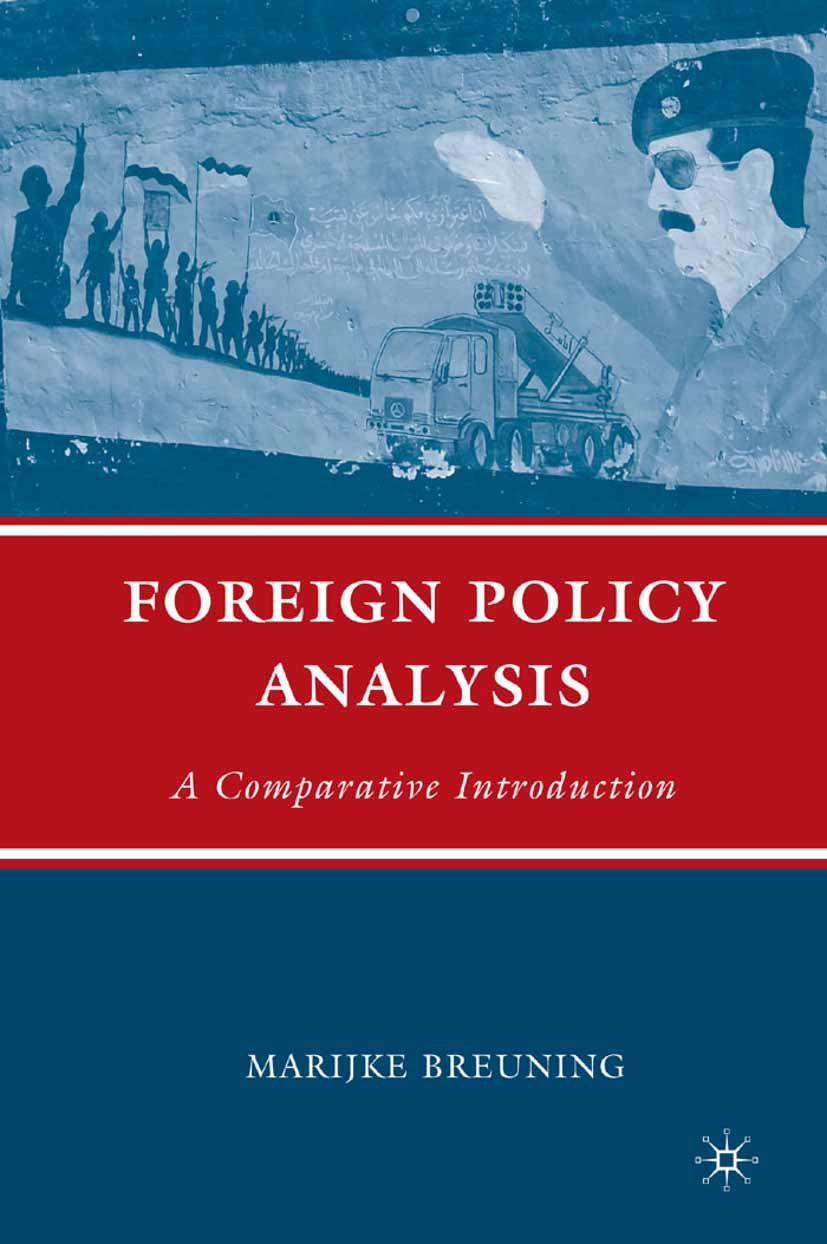 Breuning, Marijke - Foreign Policy Analysis: A Comparative Introduction, ebook