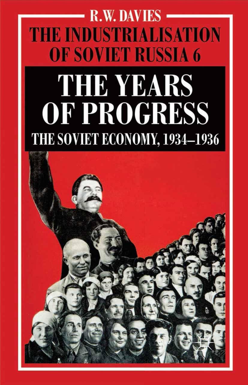 Davies, R. W. - The Years of Progress, ebook