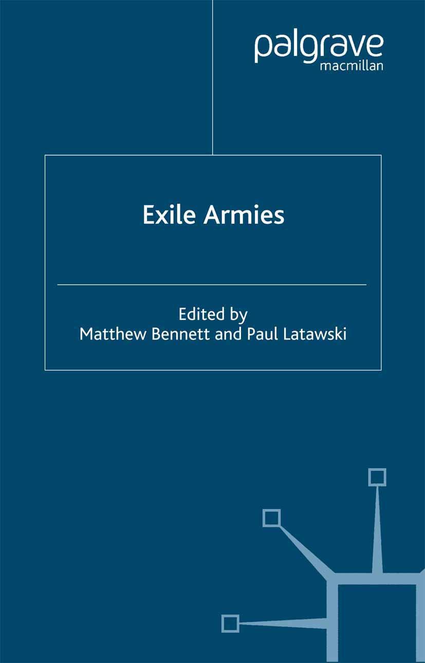 Bennett, Matthew - Exile Armies, ebook
