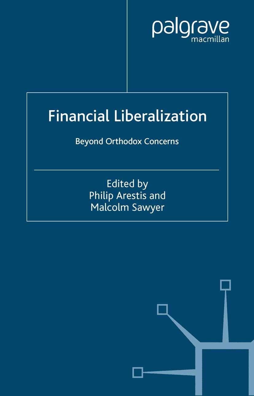 Arestis, Philip - Financial Liberalization, ebook