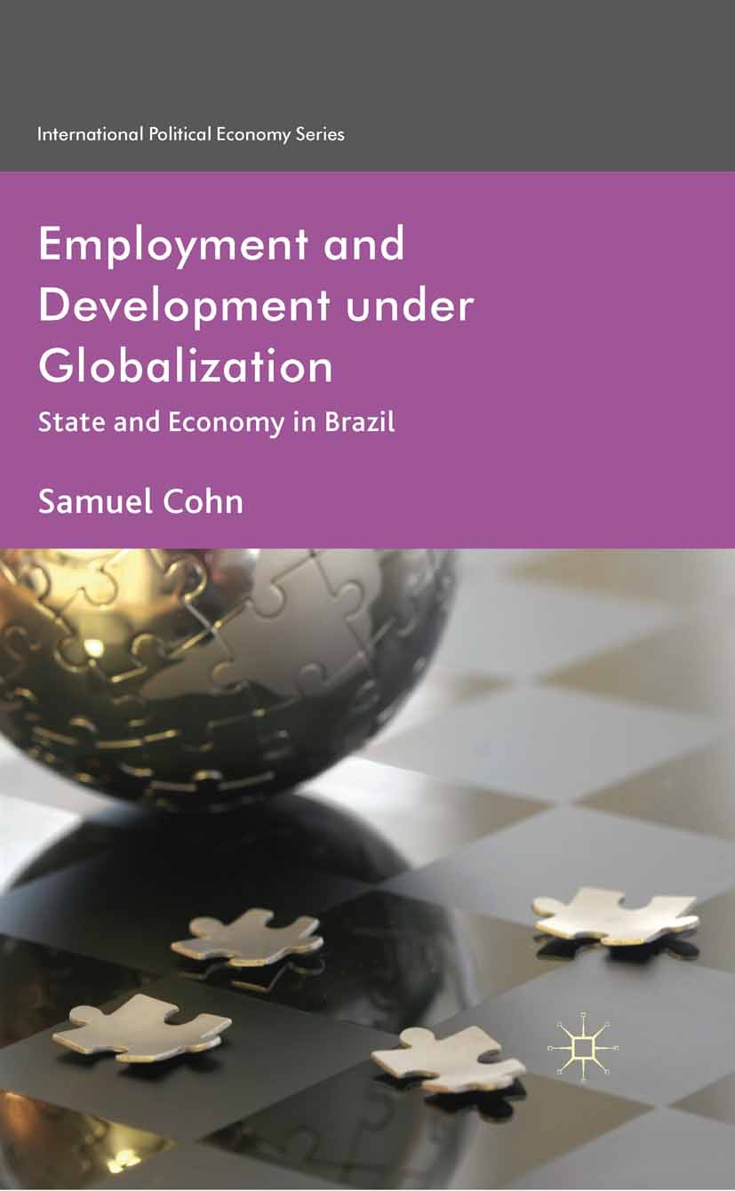 Cohn, Samuel - Employment and Development under Globalization, ebook