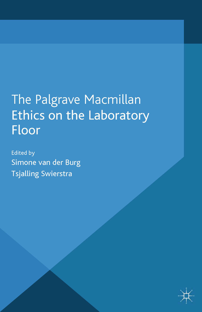 Burg, Simone - Ethics on the Laboratory Floor, ebook