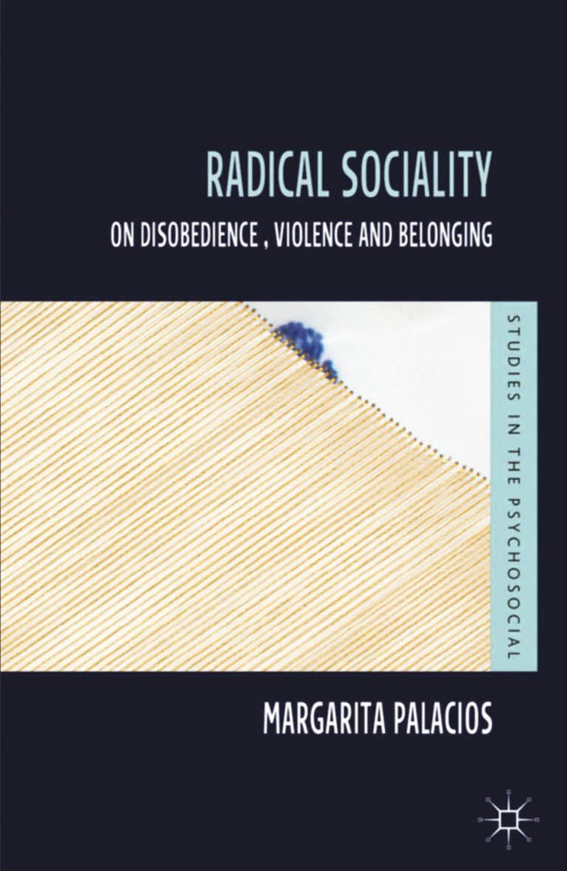 Palacios, Margarita - Radical Sociality, ebook