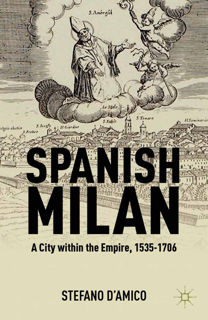 D'Amico, Stefano - Spanish Milan, ebook