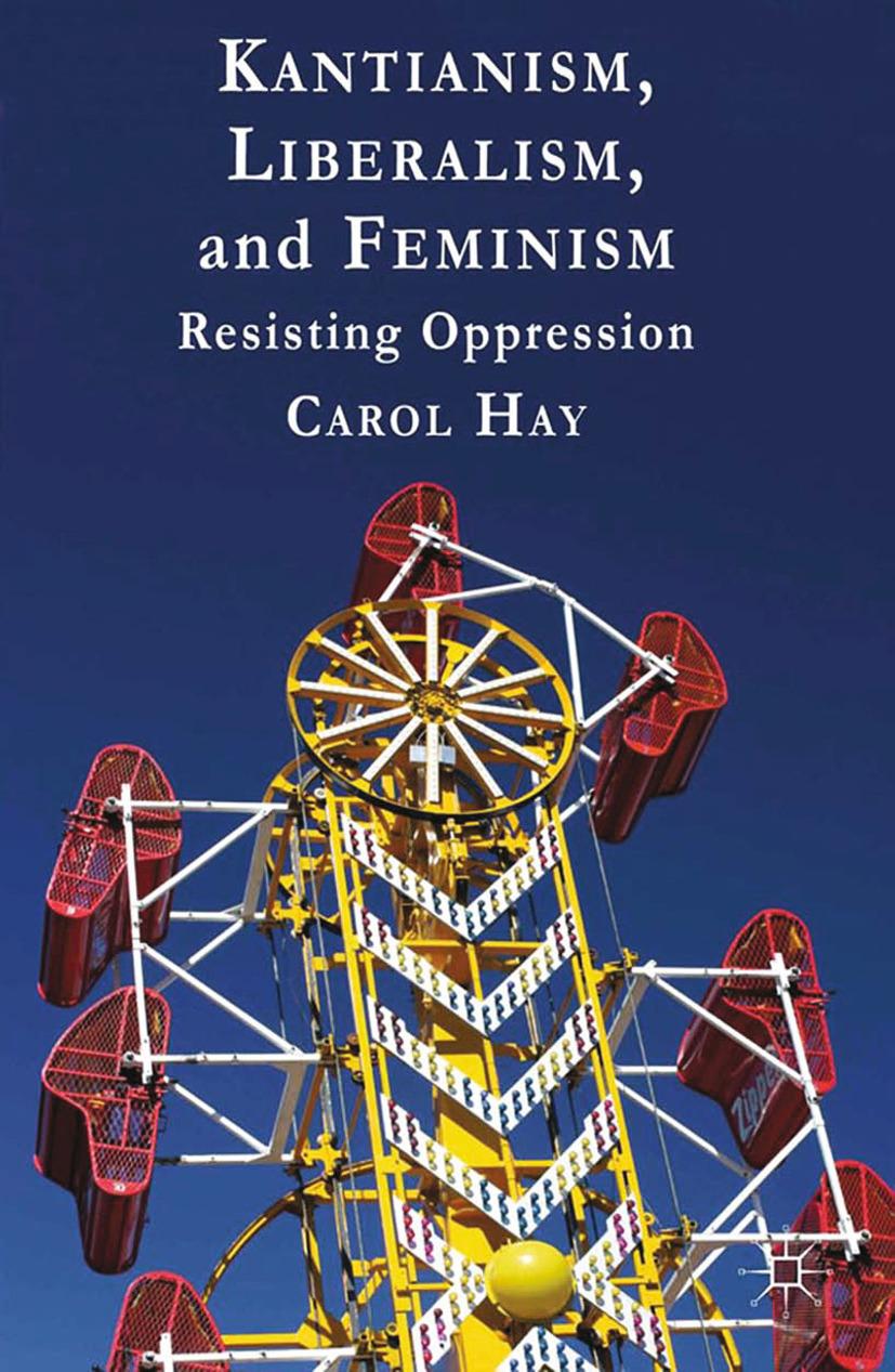 Hay, Carol - Kantianism, Liberalism, and Feminism, ebook