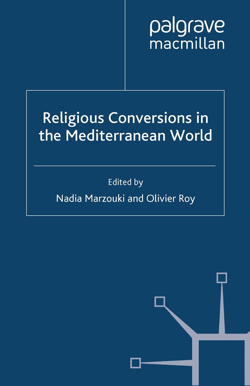Marzouki, Nadia - Religious Conversions in the Mediterranean World, ebook