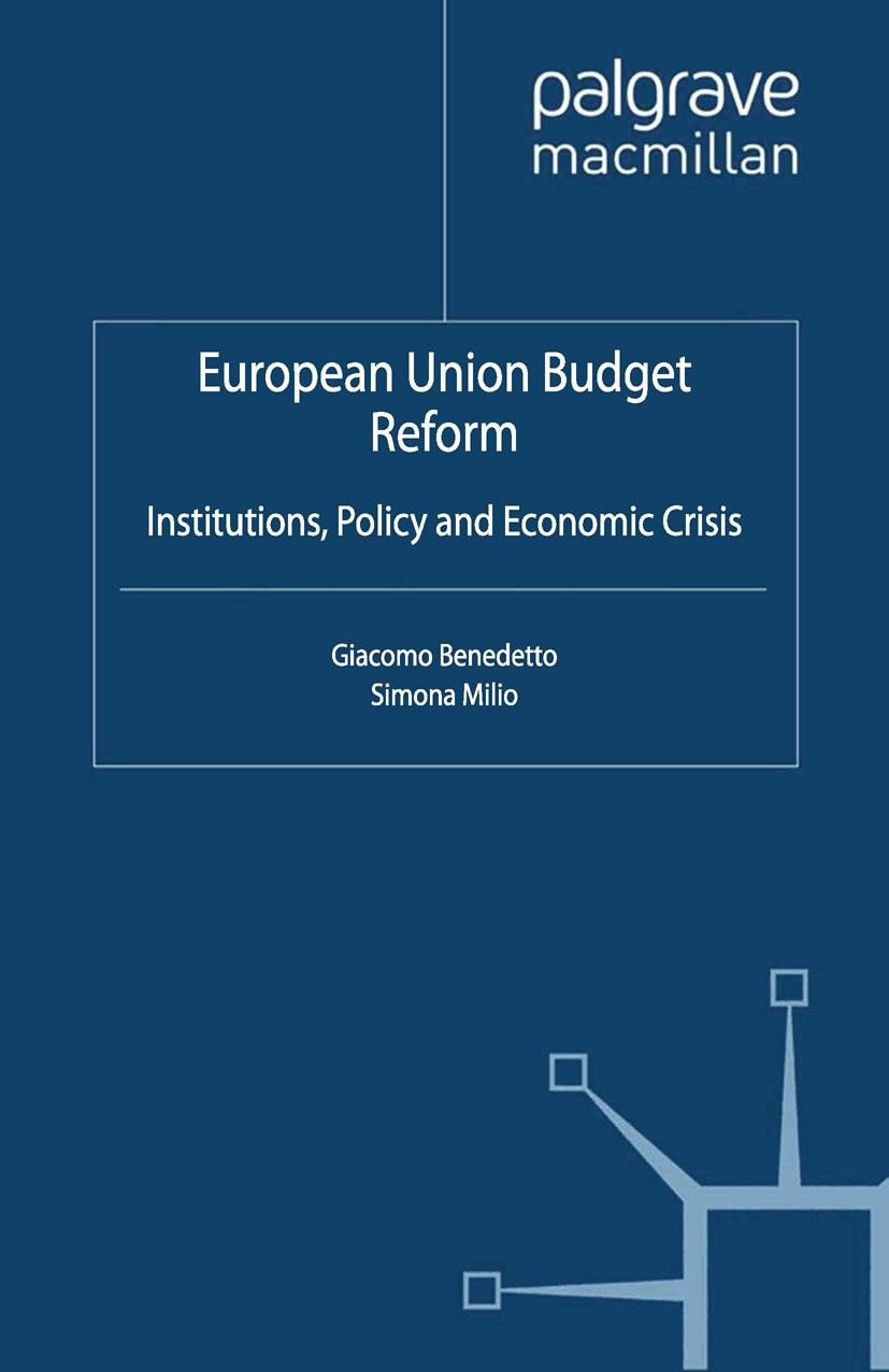 Benedetto, Giacomo - European Union Budget Reform, ebook