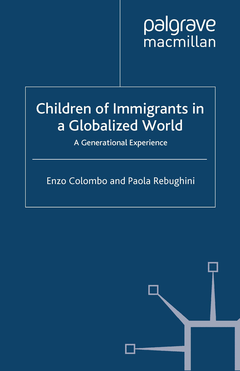 Colombo, Enzo - Children of Immigrants in a Globalized World, ebook