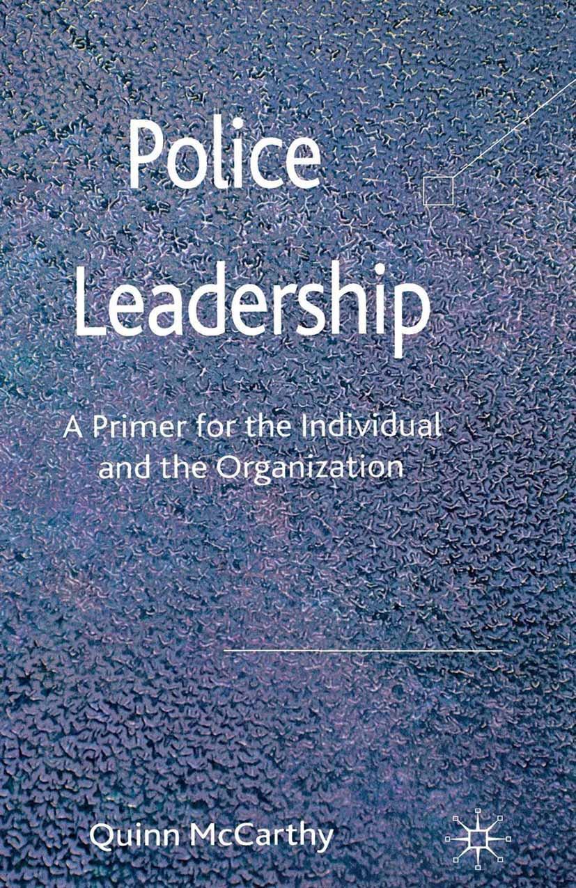 McCarthy, Quinn - Police Leadership, ebook