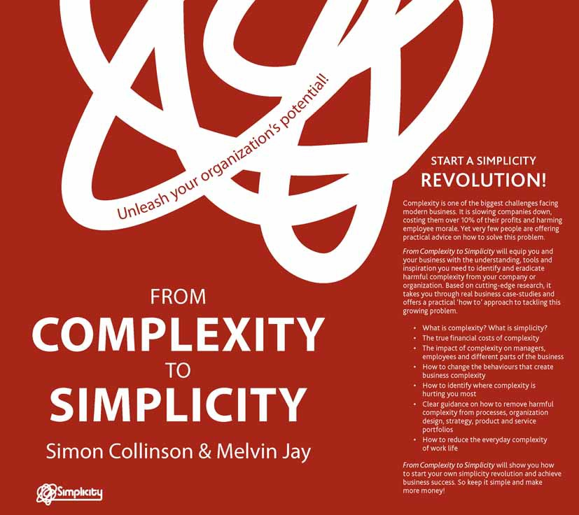 Collinson, Simon - From Complexity to Simplicity, ebook