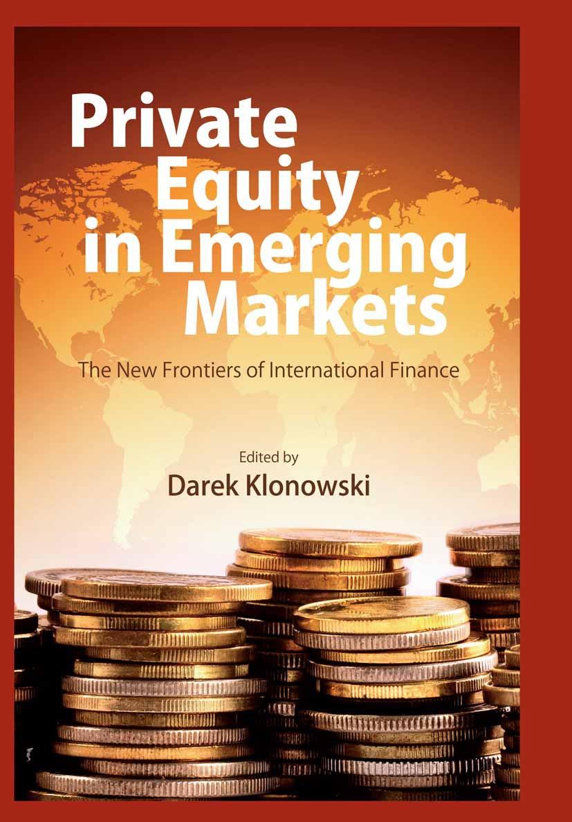 Klonowski, Darek - Private Equity in Emerging Markets, ebook