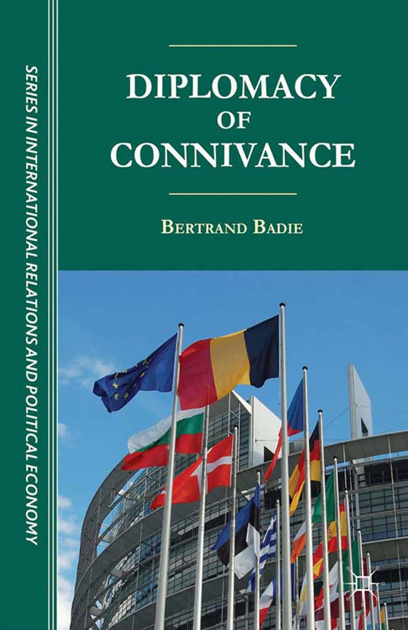 Badie, Bertrand - Diplomacy of Connivance, ebook