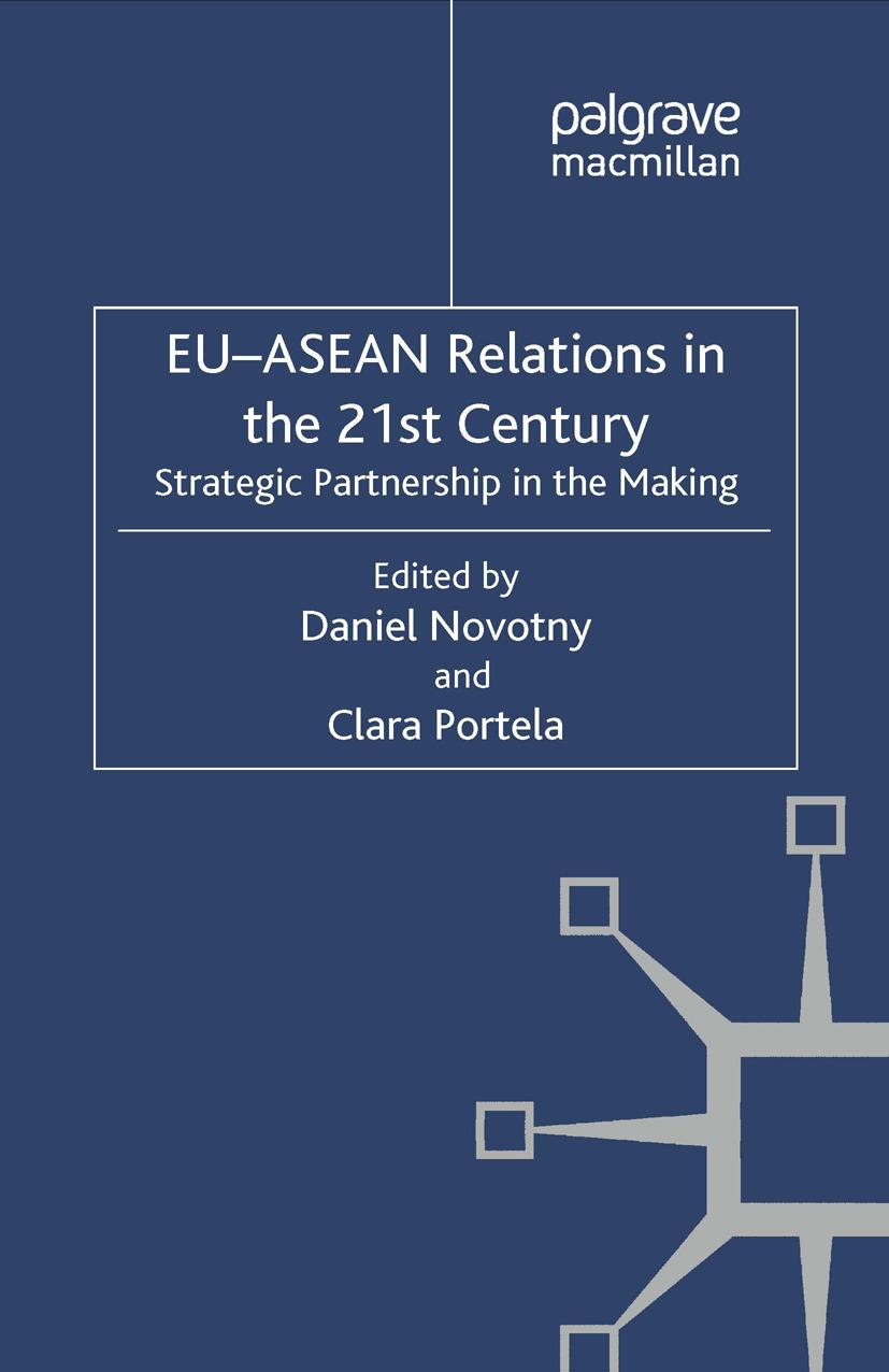 Novotny, Daniel - EU-ASEAN Relations in the 21st Century, ebook