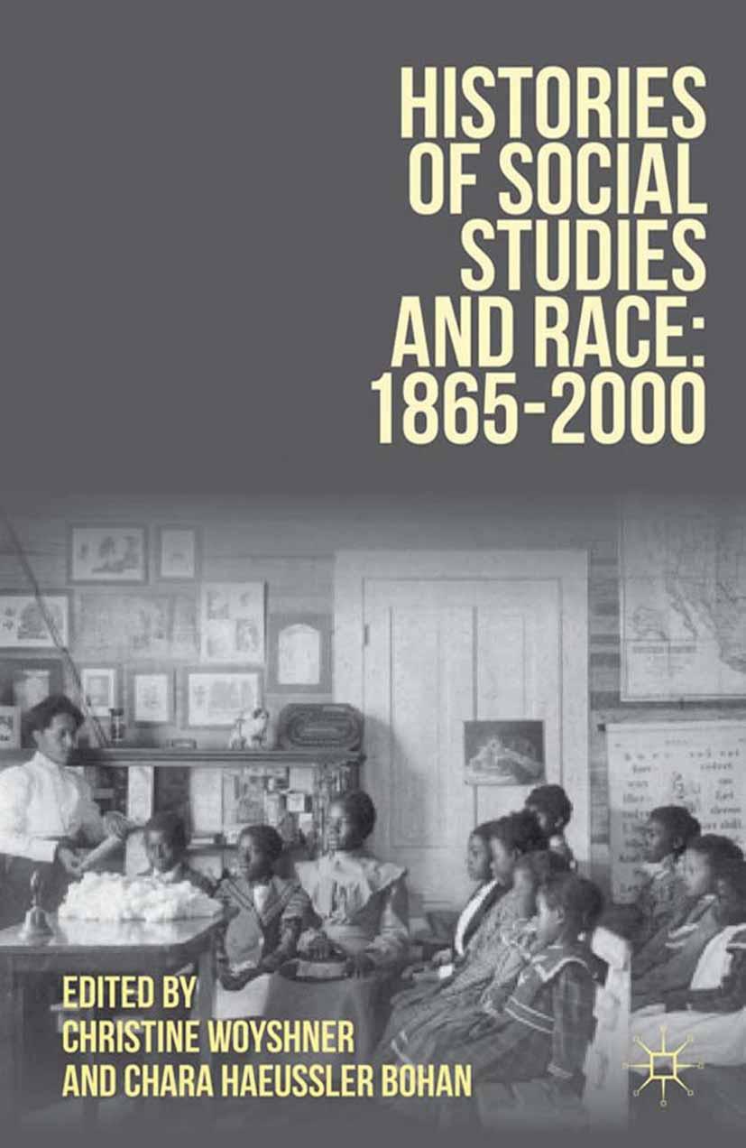 Bohan, Chara Haeussler - Histories of Social Studies and Race, ebook