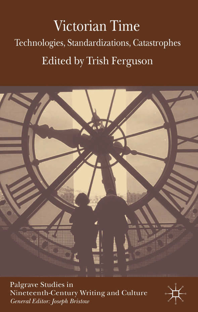 Ferguson, Trish - Victorian Time, ebook