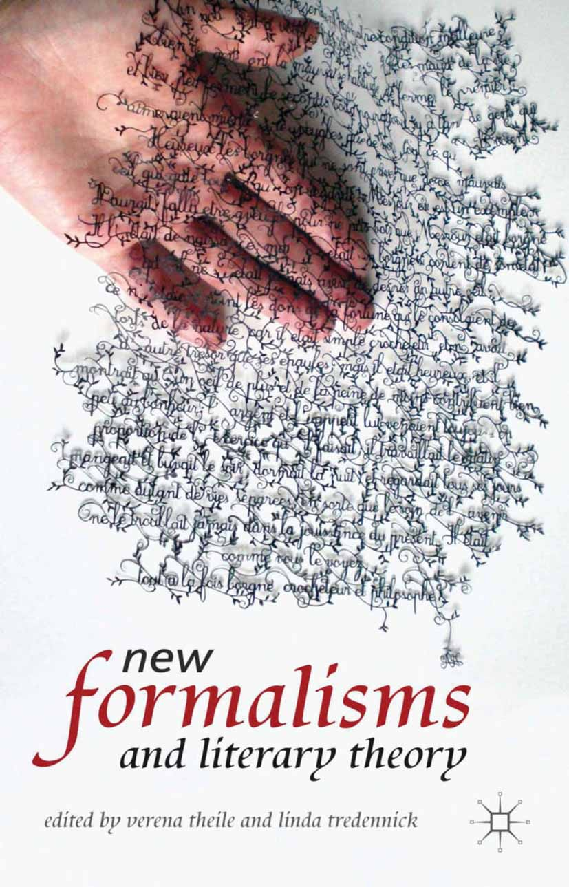 Theile, Verena - New Formalisms and Literary Theory, ebook